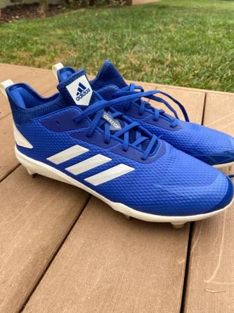 Photo Adidas Baseball Cleats - $70 (Santa Barbara)