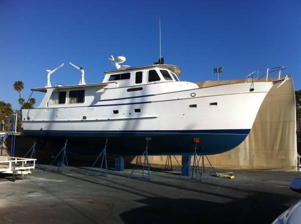 Photo American Marine Alaskan 49 Pilothouse Trawler - $125,000 (Santa Barbara Harbor)