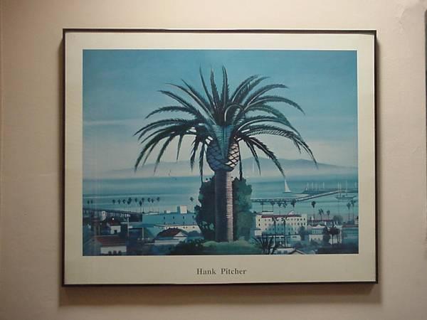 Photo Art print by Hank Pitcher Santa Barbara - $180 (goleta)