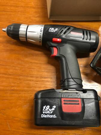 Photo Craftsman 19.2V Tool Set - $75 (Goleta)