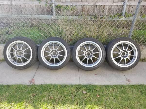 Photo Enkei J10 Wheels Rims - 17x7 (Santa Barbara)