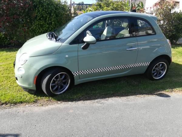 Photo Fiat 500 Sport - $6,000 (Ventura County (La Conchita))