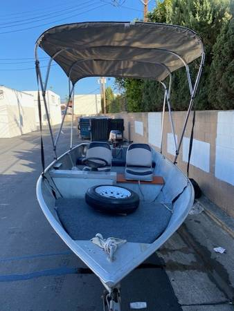 Photo Gregor Fishing Boat - $3,700 (Santa Ana)