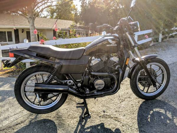 Photo Honda, 1984 Ascot VT500 - $1950 (Santa Ynez)