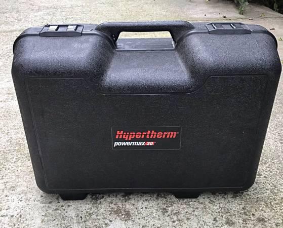 Photo Hypertherm Powermax 30 Plasma Cutter Great Condition - $750 (La Conchita)