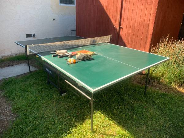 Kettler Ping Pong Table 100 Hope Ave Sports Goods For Sale