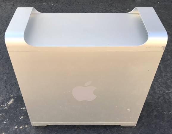 Photo Mac Pro 3,1 2.8GHz A1186 quotQuad Corequot (2008) - for PartsRepair - $99 (SB to Lompoc)