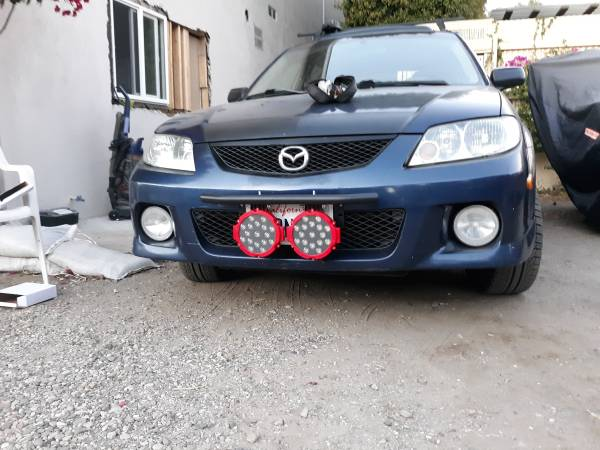 Photo Mazda protege 5 - $2,950 (Santa Barbara)