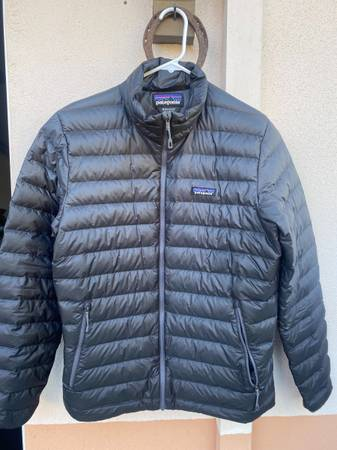Photo Mens Patagonia Down Sweater - $135 (Santa Barbara)