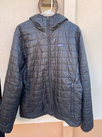 Photo Mens Patagonia Nano Puff Jacket - $115 (Santa Barbara)
