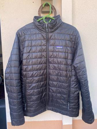 Photo Mens Patagonia Nano Puff Jacket - $135 (Santa Barbara)