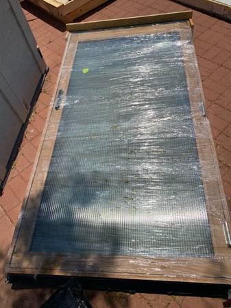 Photo New Kolbe Glass Front Door - $1,500 (Goleta)
