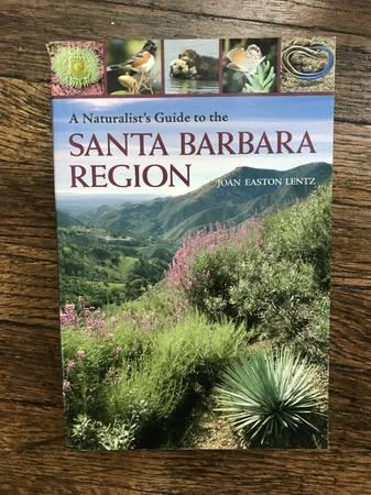 Photo Santa Barbara Natural History Book - $20 (SANTA BARBARA)