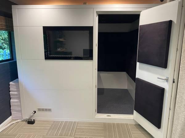 Photo Studiobricks Sound Controlled Isolation Booth - $15,000 (Santa Barbara)