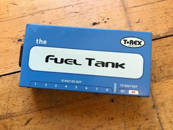 Photo T-REX Fuel Tank Classic Power Supply - $75 (Santa Barbara)