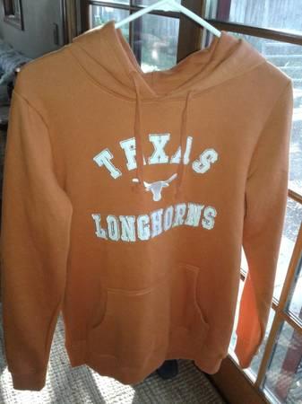 Photo Texas Longhorns Hoodie Women39s Medium - $40 (Goleta)