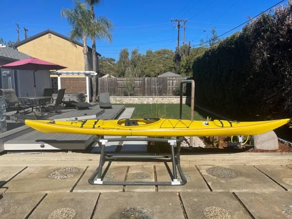 Photo Used Aquaterra Sea Lion 17 Touring Kayak - $799 (Santa Barbara)
