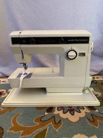 Photo Vintage Sears Kenmore Sewing Machine - $200 (Carpinteria)