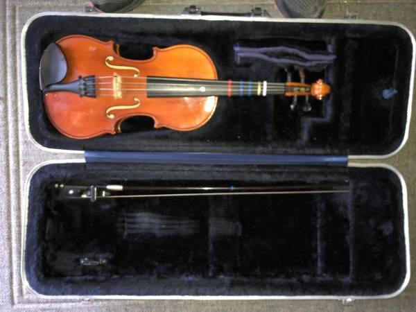 Photo Violin Yamaha 12 - $245 (Goleta CA)