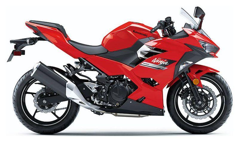 Photo 2021 Kawasaki Ninja 400 ABS $5399