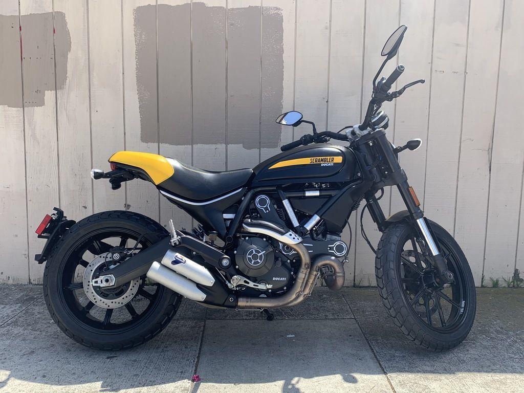 Photo 2015 Ducati Scrambler Full Throttle Deep Black $8499