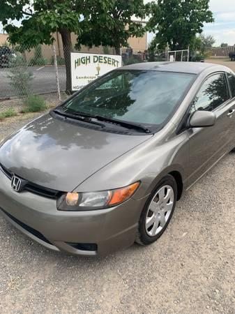 Photo 08 Honda Civic - $6,400 (Baca Lane)