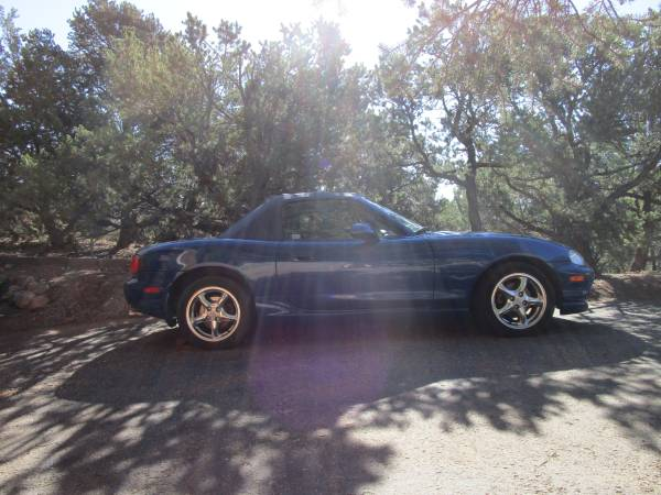 Photo 10th Anniversary Special Addition Miata Nice 50K miles - $7,985 (Santa Fe will show in ABQ)