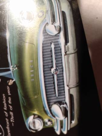 Photo 1955 buick special parts - $200 (Ranchos de Taos)