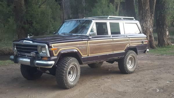 Photo 1989 JEEP GRAND WAGONEER - $15,000 (Ranchos de Taos)