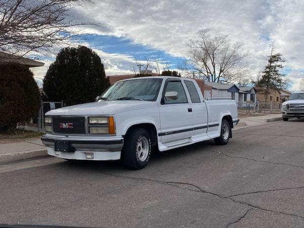 Photo 1993 Chevy Silverado, also 2002 chevy Z-71, 4x4, automatic, ac - $6700 (Albuquerque)