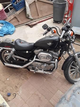 Photo 1998 Harley Davidson Sportster hugger - $3,500 (Albuquerque)