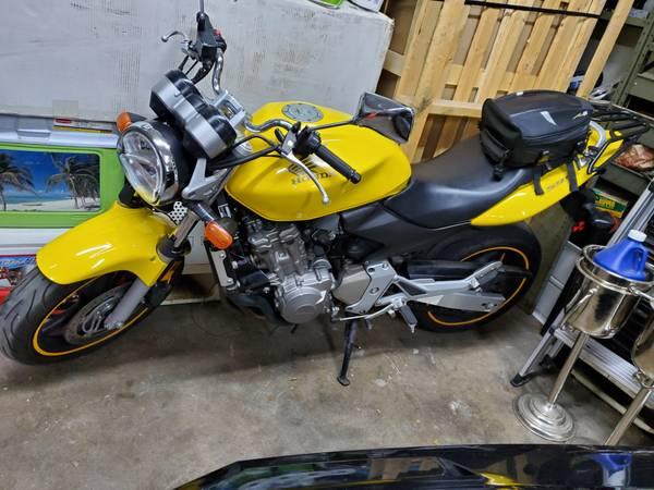 Photo 2004 Honda cbr 600 - $2,200 (Pueblo)