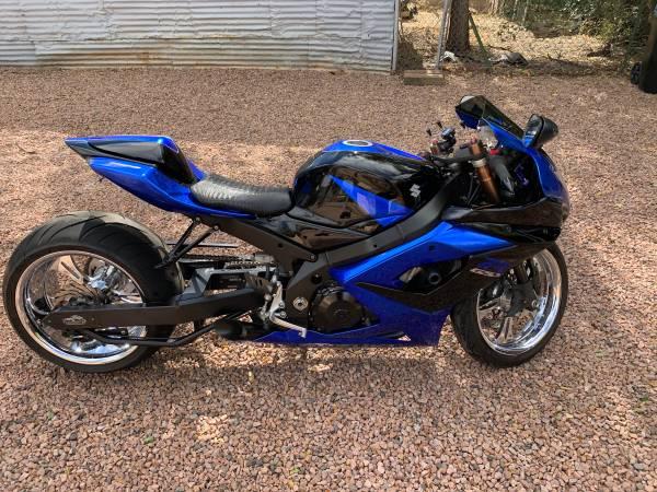 Photo 2005 Suzuki Gsxr 1000 - $15,000 (Colorado Springs)