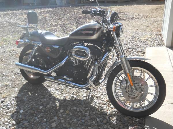 Photo 2007 Harley Sportster Roadster - $5,300 (Lomas n Eubank)