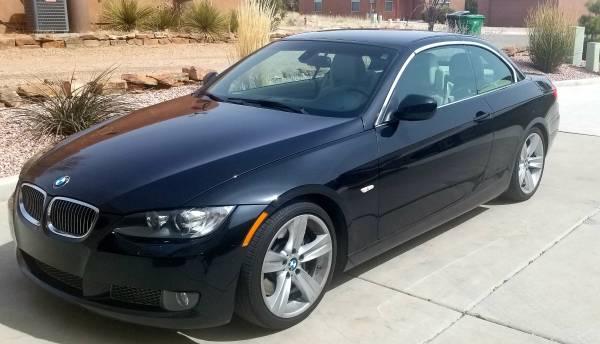 Photo 2010 BMW 335i Hardtop Convertible - $13000 (Santa Fe, NM)