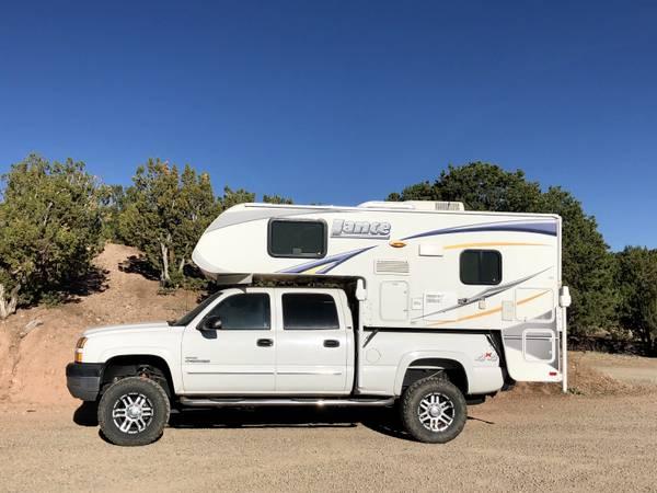 Photo 2013 Lance 825 Truck cer - $19,000 (Santa Fe)