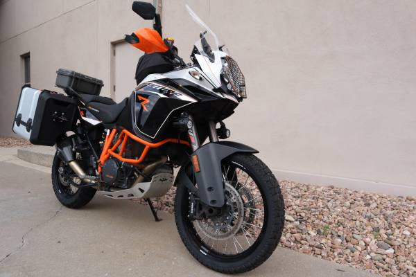 Photo 2014 KTM 1190 Adventure 39R39 - $10,500 (Colorado Springs)