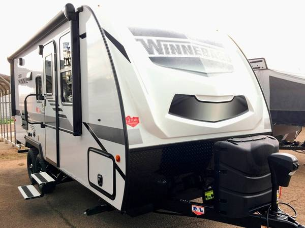 Photo 22ft Micro Trailer - Off Road, Murphy Bed, Dinette Slide, Solar - $36,989 (Co Springs)