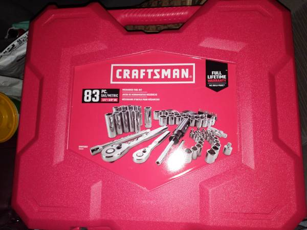 Photo 83 pc Craftsman Tool Set - $50 (Santa Fe)