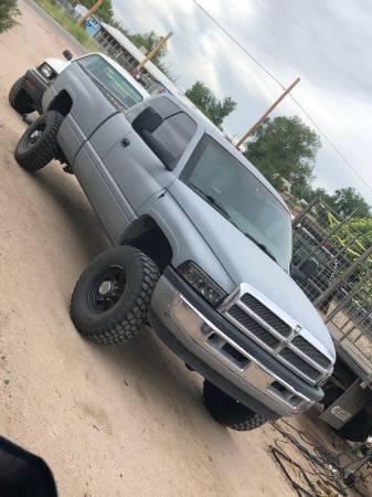 Photo 97 Dodge Cummins Built Trans - $14000 (Alcalde)