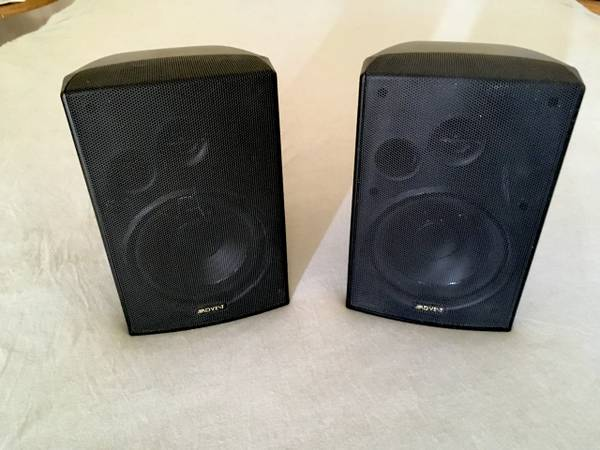 Photo Advent Calypso speakers - $35 (Los Alamos)