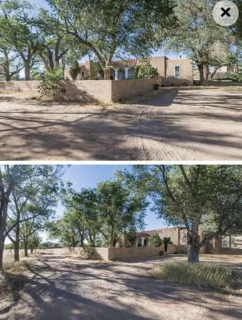 Photo Beautiful Adobe home in south Santa Fe (Santa Fe)