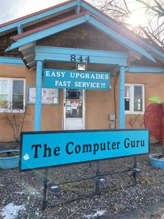 Photo COMPUTERS, NEW  REFURBISHED, PC  MAC NOTEBOOKS  DESKTOPS (Santa Fe)