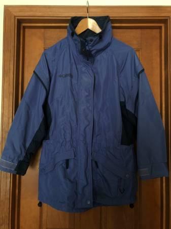 Photo Columbia Gizzmo winter jacket coat parka womens small - $10 (White Rock)