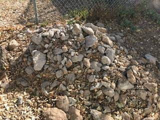 Photo Decorative volcanic rock  clean fill (Los Alamos)