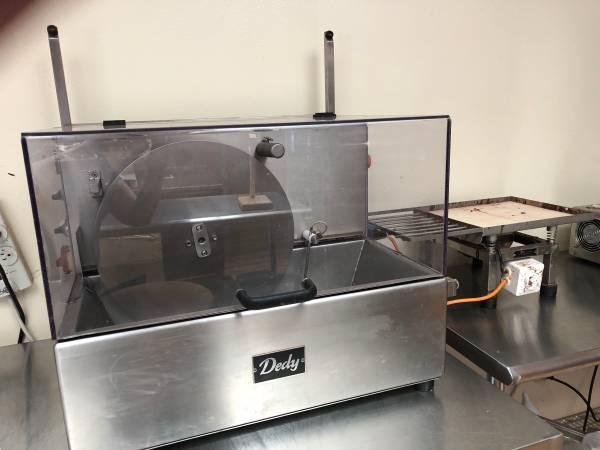 Photo Dedy Chocolate Tempering machine wvibration - $3,600 (Santa Fe)