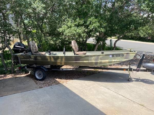 Photo Jon boat for sale - $4,000 (Colorado Springs)