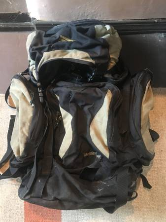 Photo Kelty Moraine 3000 backpack - $60 (Santa Fe)