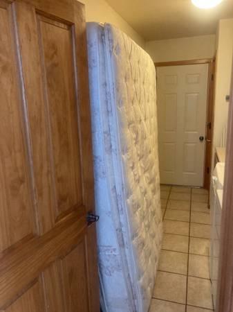 Photo King pillow mattress - $200 (Angel Fire NM)