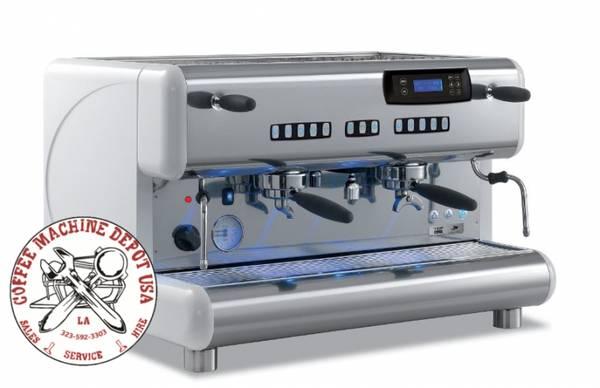 Photo La San Marco Top 85e Sprint Commercial Coffee Espresso Cafe Machine - $4,500 (Los Angeles)